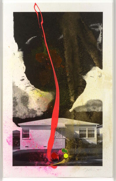 Joe Goode, 'House Tornado', 2007