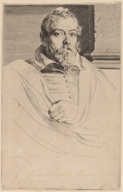 Anthony van Dyck, 'Frans Francken II', probably 1626/1641
