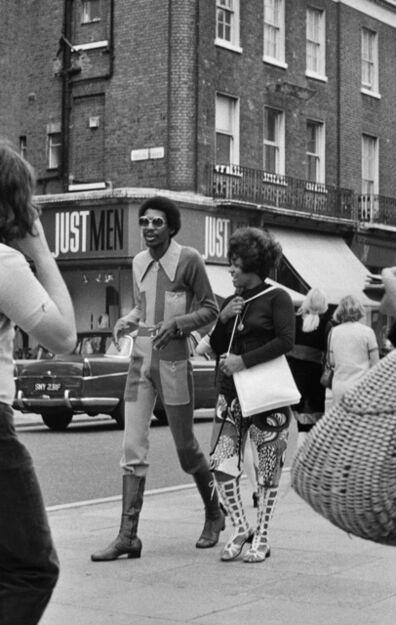 Jacques Henri Lartigue, 'Londres, 9-15 Mai', 1971