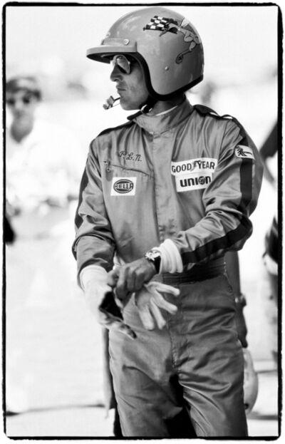 Al Satterwhite, 'Paul Newman/ Sebring ', 1977