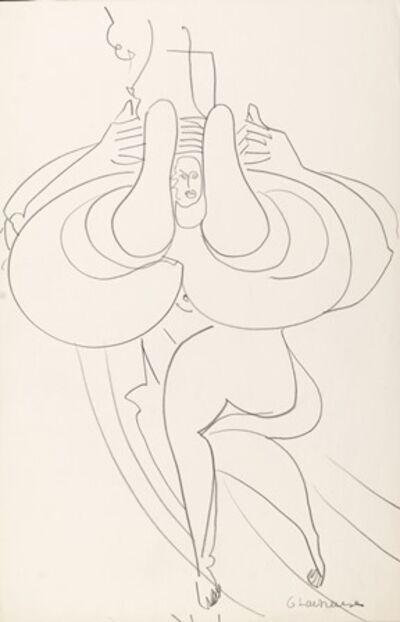 Gaston Lachaise, 'Dancing Nude', ca. 1932