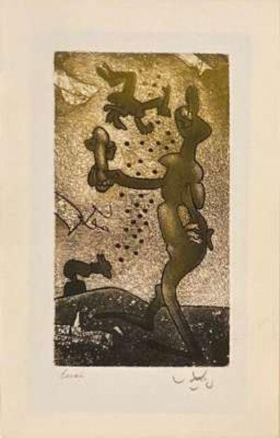 Roberto Matta, 'No title ', 1972