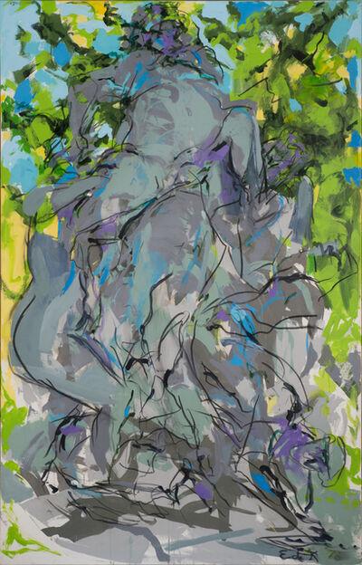 Elaine de Kooning, 'Bacchus #3', 1978