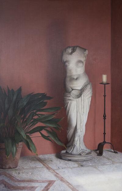 Guillermo Muñoz Vera, 'La Escayola de Rosendo', 2002
