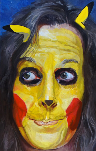 Laura Alexander, 'Pikachu', 2012