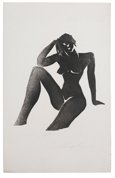Ivor Abrahams, 'Naiades Series (4 parts)', 1980