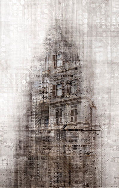Ali Alışır, 'Virtual Places', 2010