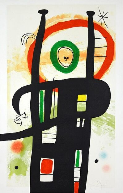 Joan Miró, 'Le Grand Ordonnateur (The Big Organizer)', 1969