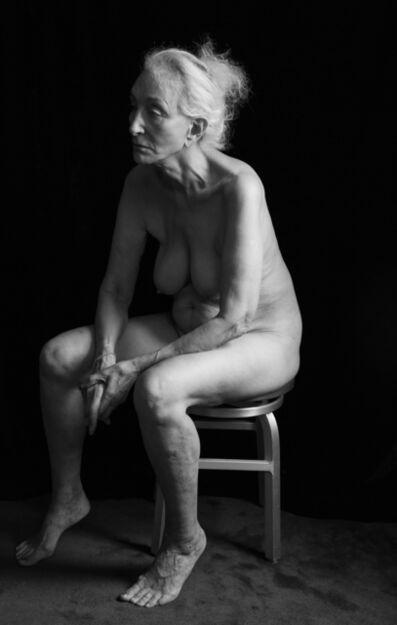 Anne Burlock Lawver, 'Unadorned 1-B'
