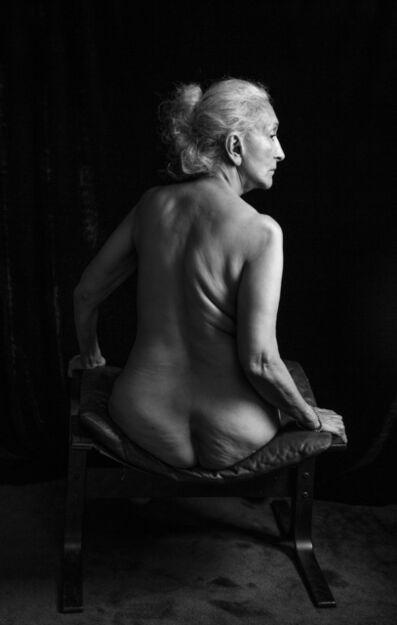 Anne Burlock Lawver, 'Unadorned 1-A'