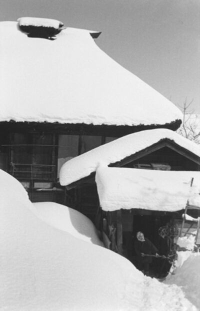Kiichi Asano, 'Untitled - Snow House', ca. 1958