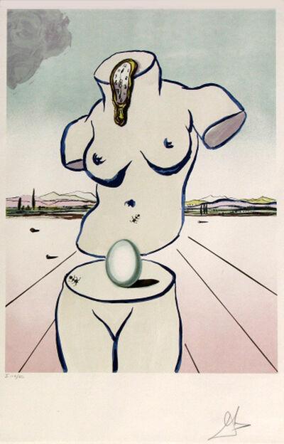 Salvador Dalí, 'Birth Of Venus ', 1979