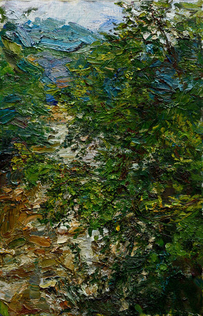 Ulrich Gleiter, 'Along the River, Overcast Day', 2018
