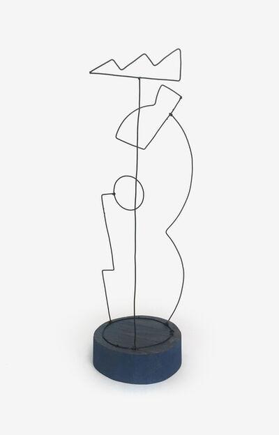 Fitzhugh Karol, 'Wire Study II', 2017