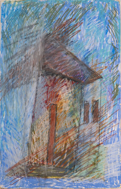 Beverly Buchanan, 'Untitled (House in Storm)', n.d.