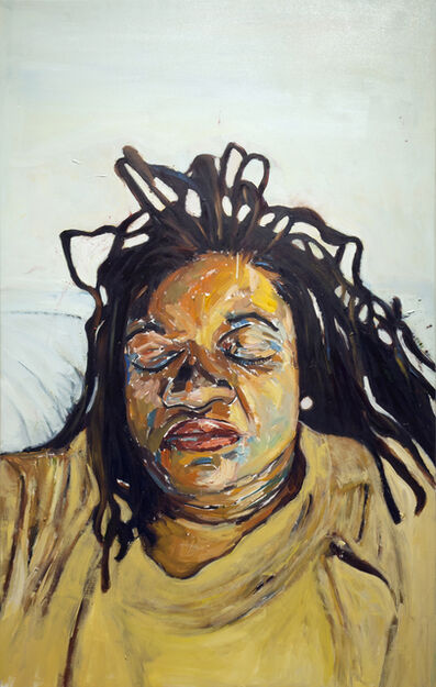 Beverly McIver, 'Sleeping', 2018