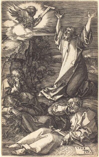 Albrecht Dürer, 'Christ on the Mount of Olives', 1508