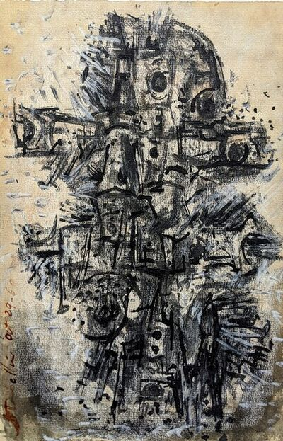 Aldo Tambellini, 'Untitled', 1960