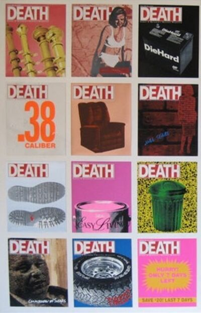 Komar & Melamid, 'DEATH Magazine Series', 1991