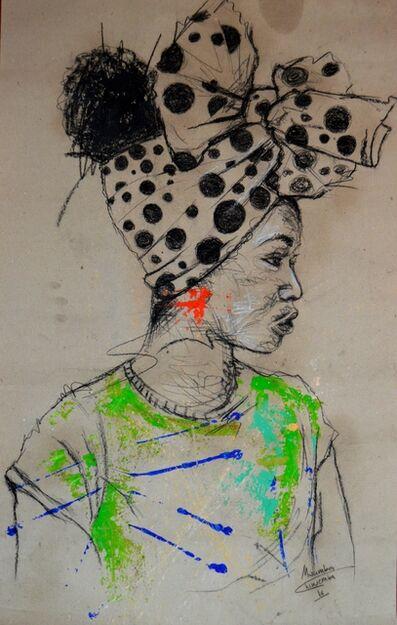 Mwamba Chikwemba, 'Women's Identity II', 2016