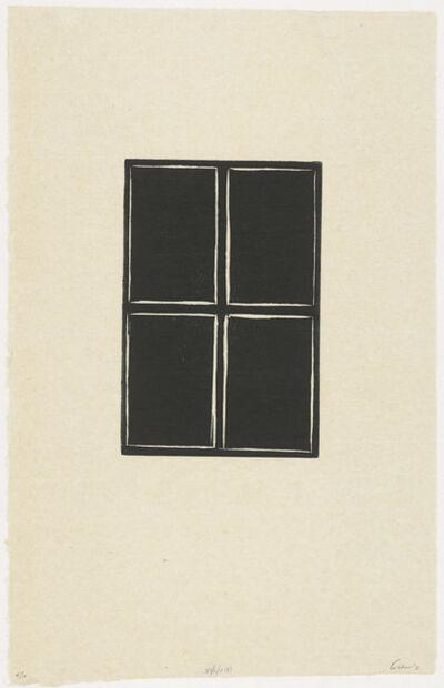 Linda Karshan, 'Desire Paths (plate III)', 2012
