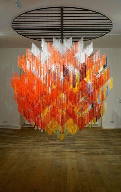 Outi Pieski, 'Beavvit Rising Together', 2019