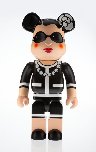 BE@RBRICK, 'Coco Chanel 1000%', 2006