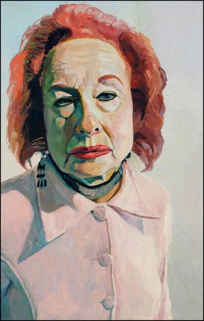Laura Alexander, 'Olivia, Pink Coat', 2004