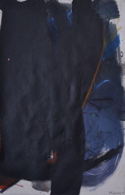 Emma C. Aspeling, 'Impatience & background noise: concealed details', 2018