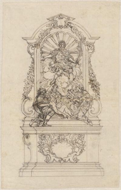 Giovanni Battista Foggini, 'A Reliquary of Saint Sigismondo', 1719
