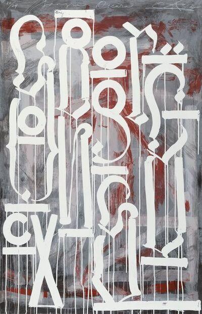 RETNA, 'Sangre Oscura', 2011