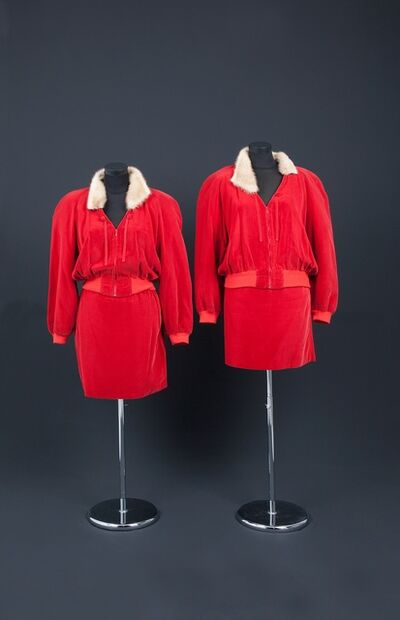 Eva & Adele, 'Costume des artistes EVA & ADELE', 1991