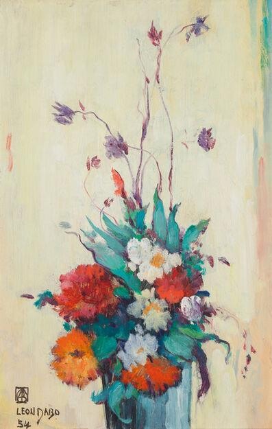 Leon Dabo, 'Bouquet', 1952