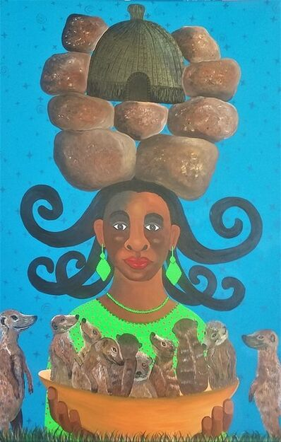 Phindile Mamba, 'The Single Mother', 2019