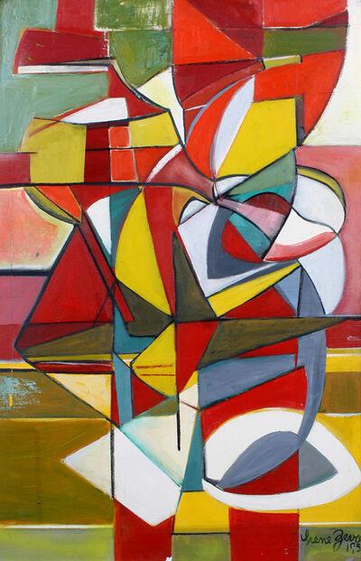 Irene Zevon, 'Composition 58', 1958