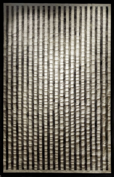 PAUL NICKSON ATIA, 'Obsesi : Tegak', 2018
