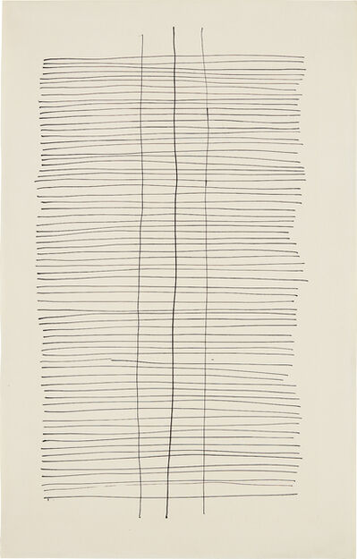 Jan Schoonhoven, 'T62-29', 1962