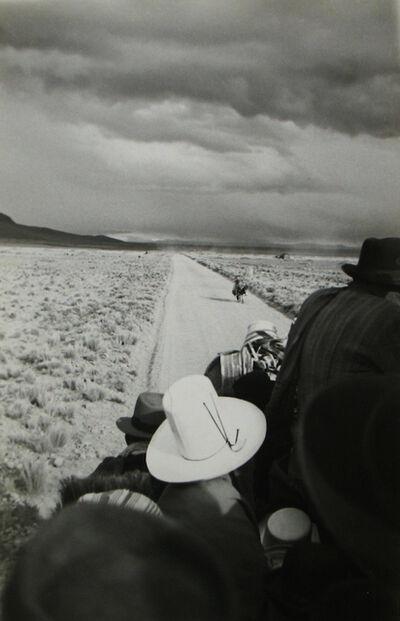 Robert Frank, 'Road to La Paz, Bolivia', 1949