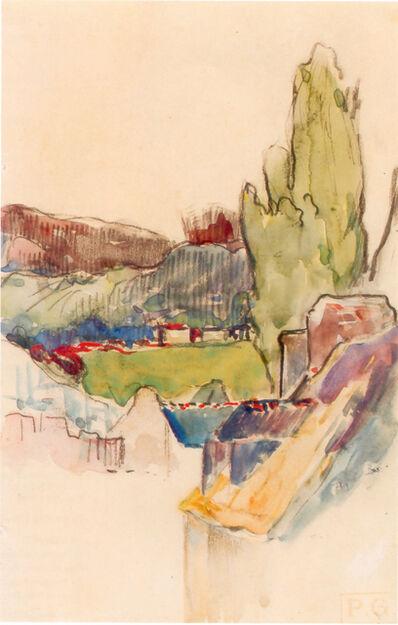 Paul Gauguin, 'Vallée Bretonne', 1894