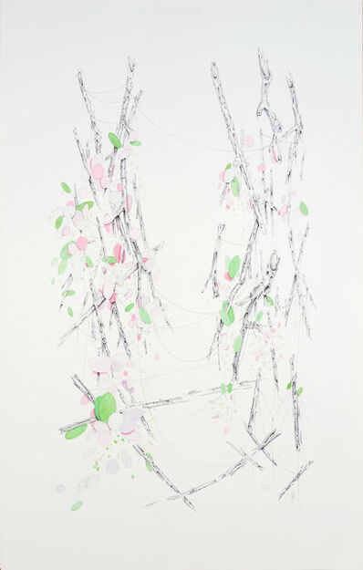 Michael Whittel, 'The Stolen Branch (Apple corollas with calyxes, stamens and pistils - after Pablo Neruda)', 2015