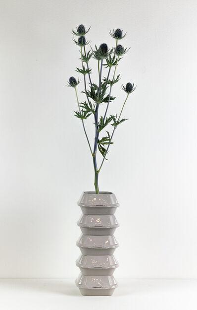 Yoonmi Nam, 'Cairn Vase (large #1)', 2019