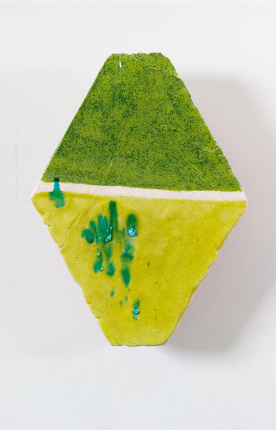 Nicole Cherubini, 'Green Diamond', 2014