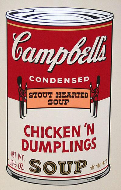 Andy Warhol, 'Campbell's Soup II, II.58 Chicken 'N Dumplings      ', 1969