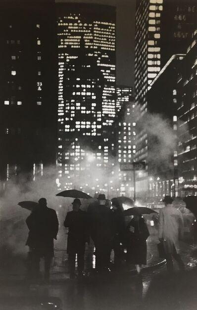 Thomas Hoepker, 'Park Avenue, New York', 1960