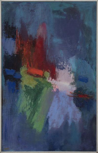 Louise Ganthiers, 'Songburst', 1954