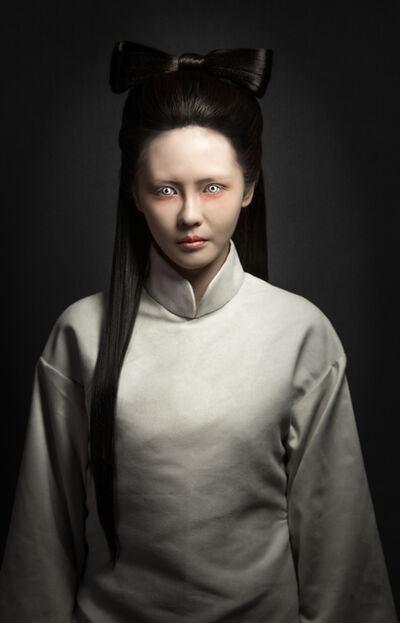 Lin Hoho 林厚成, 'Nie Xiaoqian -1', 2014
