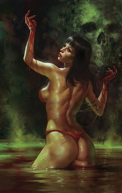 Lucio Parrillo, 'Vengeance of Vampirella #4', 2018