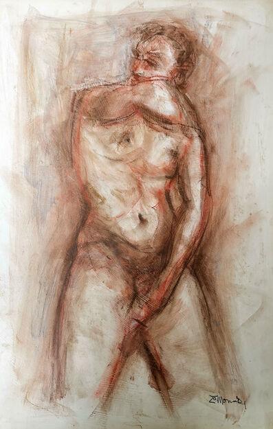 Monari, 'Nude (on Sepia)', 2018
