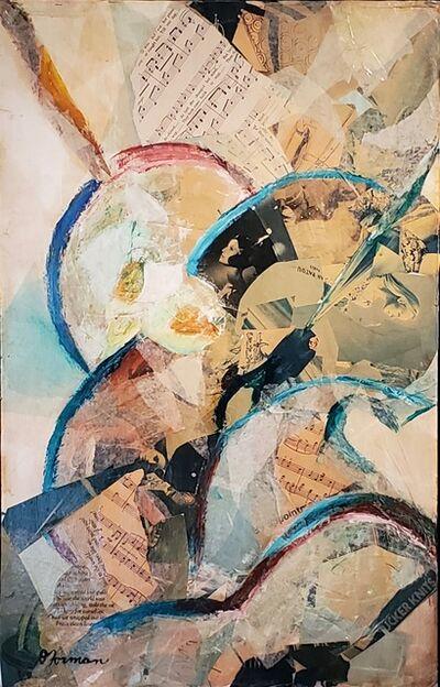 Deborah Forman, 'Blue Note', 2017