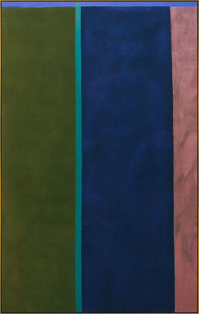 Dan Christensen, 'Cellar Door', 1970